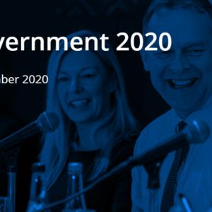 Digital Government 2020