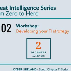 Cyber Ireland TI Series