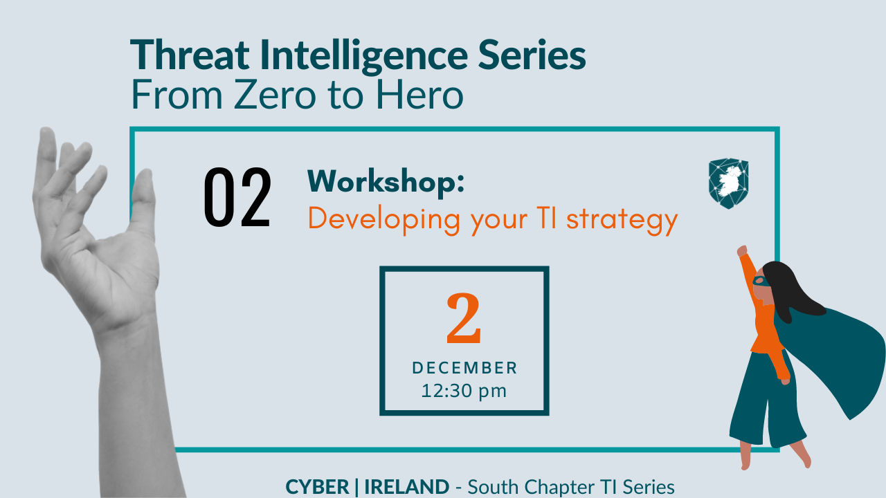 Cyber Ireland TI Series