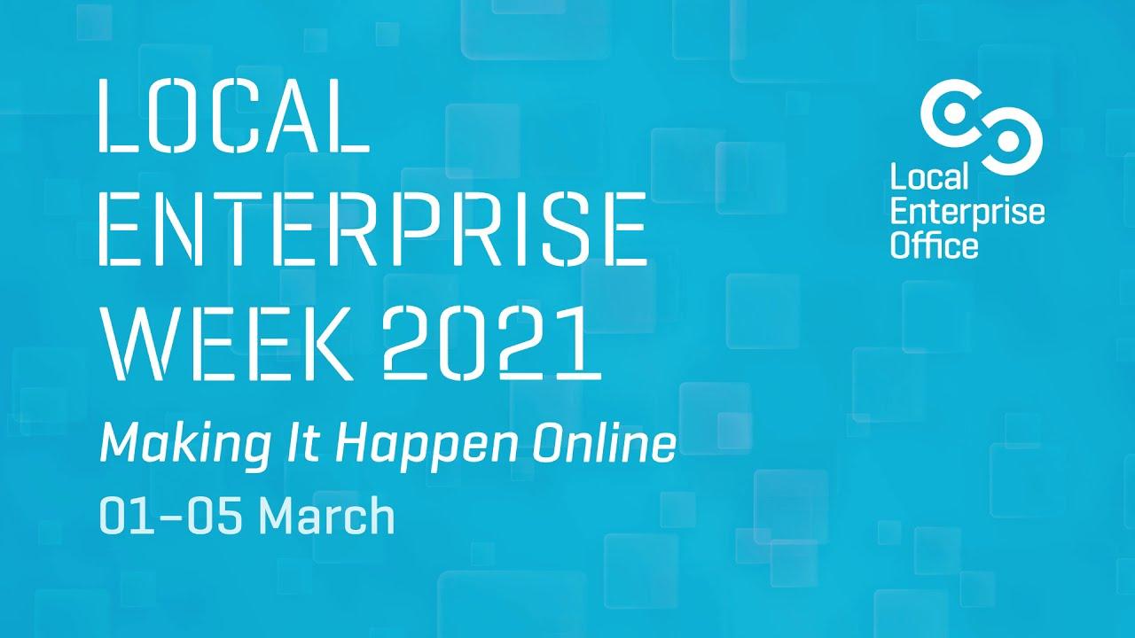 local enterprise week