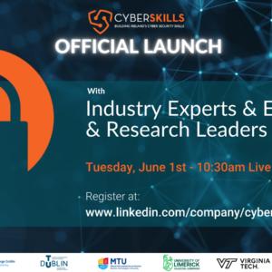 Cyber Skills Launch