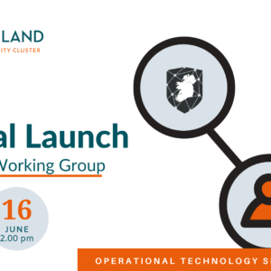 Operations Technology Security Group (OTSec) Launch