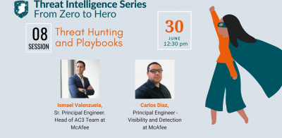 Threat hunting and Playbooks